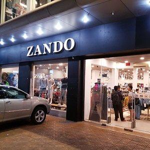 Zando Toul Tompoung