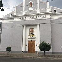 Kostel Svyatogo Yana Nepomuki