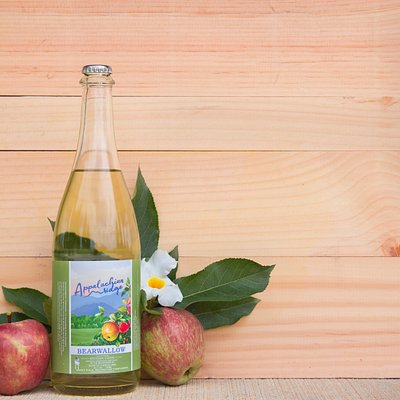 Bearwallow Mountain Hard Cider, The Original (Wallace #1)
