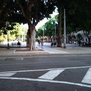 Piazza del Carmine