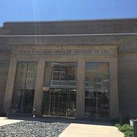 Spencer Museum of Art.