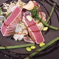Tuna as a starter