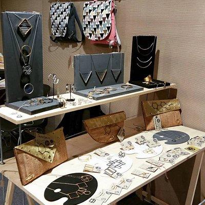 Handmade Jewellry, bags & more!