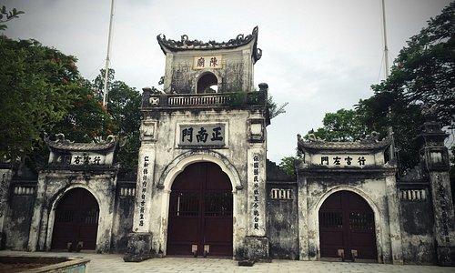 Đền Vua Trần Nam Định