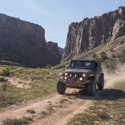 Santa Fe Jeep Tours