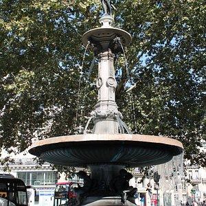 Fontaine De La Nymphe Marine