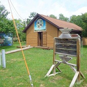 Indian Artifact Cabin Museum