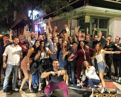 Pub Crawl NYC!!!