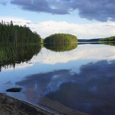 Lake Neitijärvi