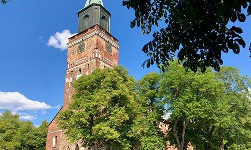 Åbo/Turku cathedral - exterior