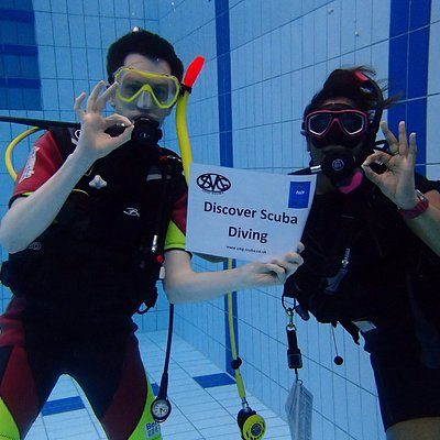 Come and Discover Scuba Diving with SMG Scuba
