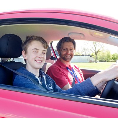 Driving Lessons for 5-17 year olds