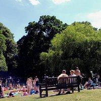 Summer fun at Tettenhall Pool