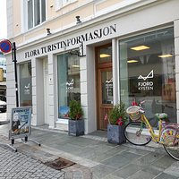 The Tourist Information is located in the city centre of Florø