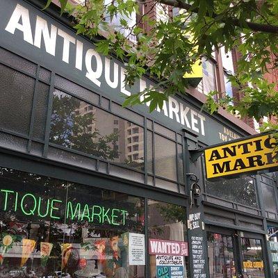 Antique Market.