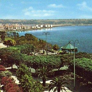 Veduta dall'alto lato Golfo Xifonio