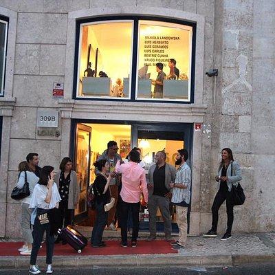 Luis Geraldes Art Gallery