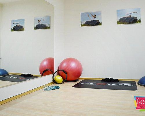 Fyzioterapie a individuální cvičení