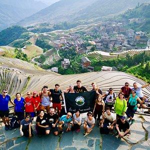 Discover Guangxi - Dragon's Backbone Rice Terraces Adventure