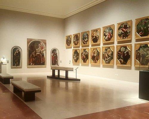 Nuova illuminazione in Galleria