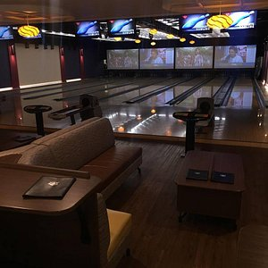 Brand new VIP Suite that is perfect for parties and other group events.