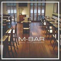 M-Bar Café & Restaurant - Open 09:30-16:30
