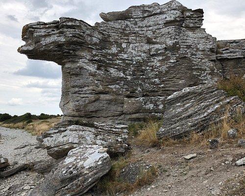 Bizarre Formations of Rocks