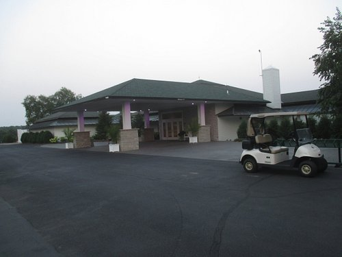 Parking and Club House