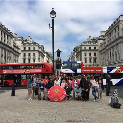 Free London Landmarks West Tour