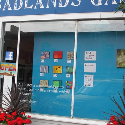 Badlands Gallery
