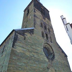 St. Petri Kirche.