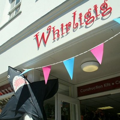 Whirligig Toys Chichester - creative things to make and do