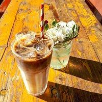 Iced coffee time!