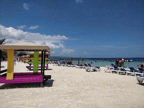 Tropical Bliss Beach