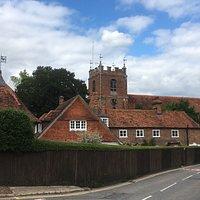 Church Cottage.