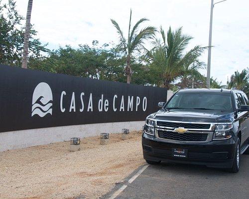 Casa de Campo Hotel Transfer