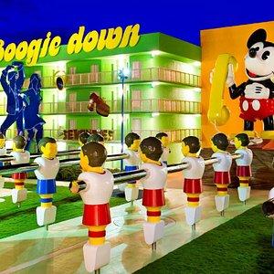 Disney's Pop Century Resort - Disney World - Orlando Florida