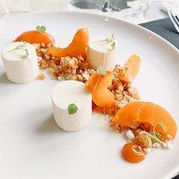 Tarte aux abricots revisitée