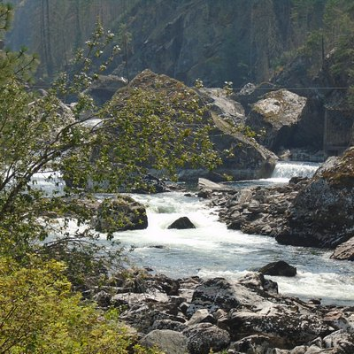 Selway Falls