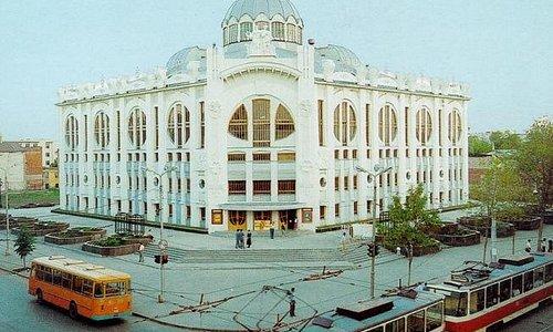 новое здание самарской филармонии