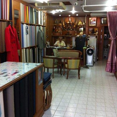 Crystal Custom Tailors