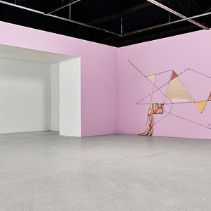 'Qwitha' by Lungiswa Gqunta (Installation View)
