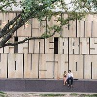 MFAH Beck Building facade