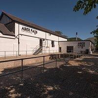 Aber Falls Distillery external photo
