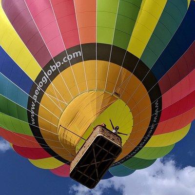 Aeroglobo te sube al cielo!!