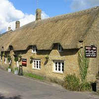 Pretty thatched pub serving wonderful food with microbrewery on site!