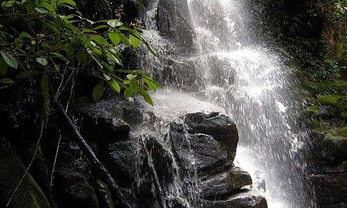 Kleine Wasserfälle allerortens (3)