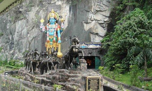 Ramayana Cave
