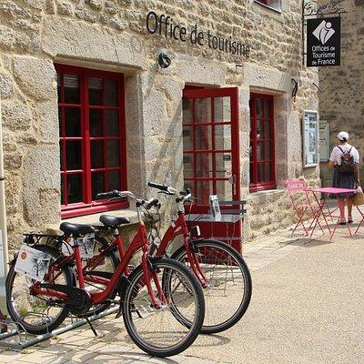 Location de vélos en période estivale