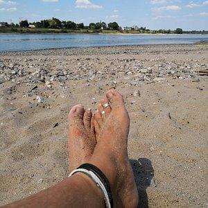 Himmelgeister Strand
